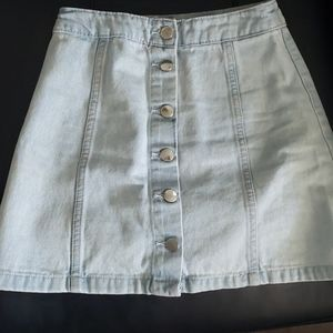 Weekend Sale! Denim skirt
